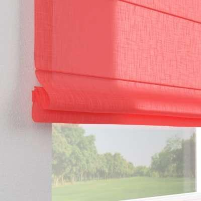 Římská roleta Capri 128-02 průsvitná červená Kolekce SALE - doprodej