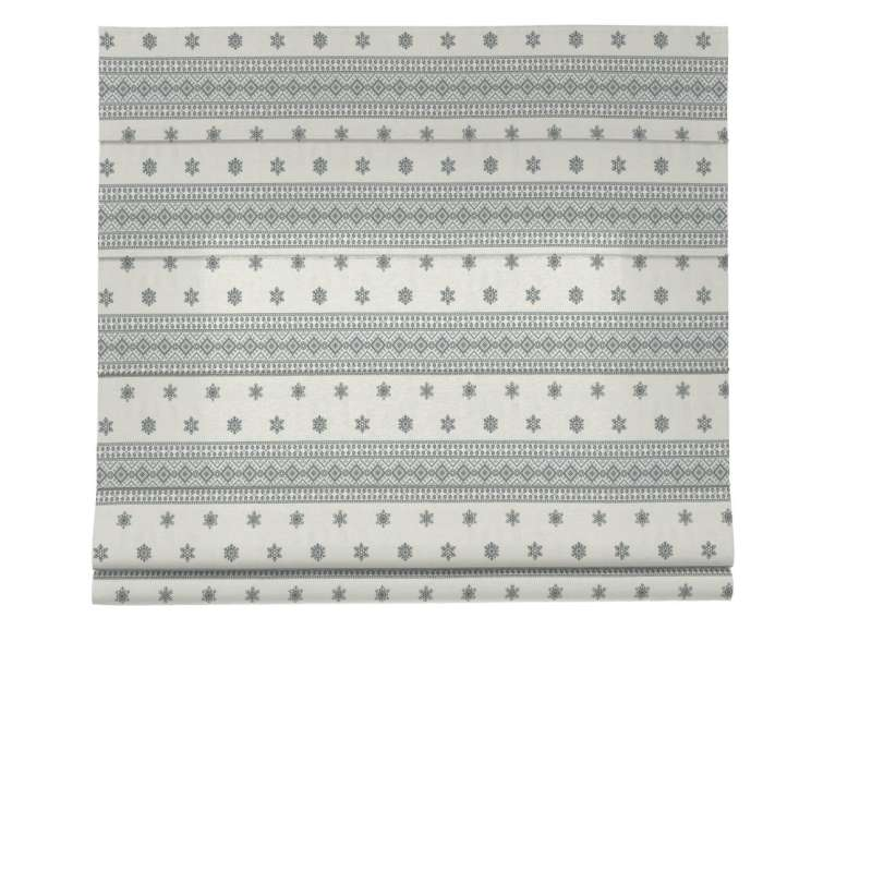 Capri roman blind in collection Christmas, fabric: 630-25