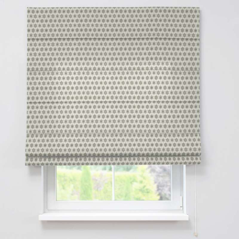 Capri roman blind in collection Christmas, fabric: 630-26