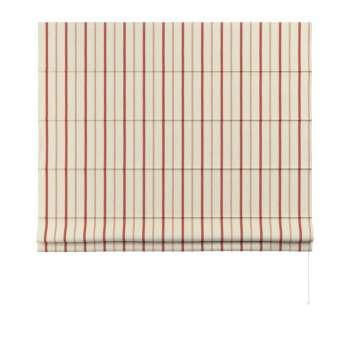 Foldegardin Capri<br/>Uden flæsekant 80 x 170 cm fra kollektionen Avinon, Stof: 129-15