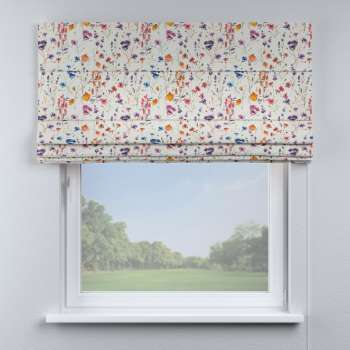 Capri roman blind in collection Flowers, fabric: 141-53