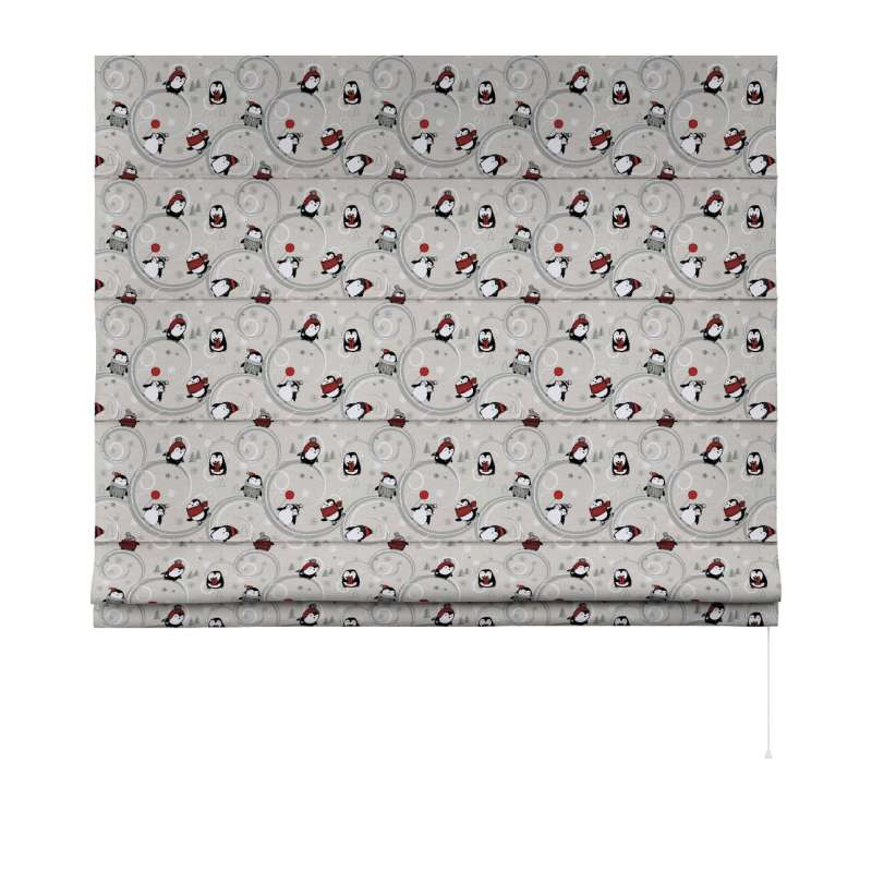 Capri roman blind in collection Christmas, fabric: 629-33