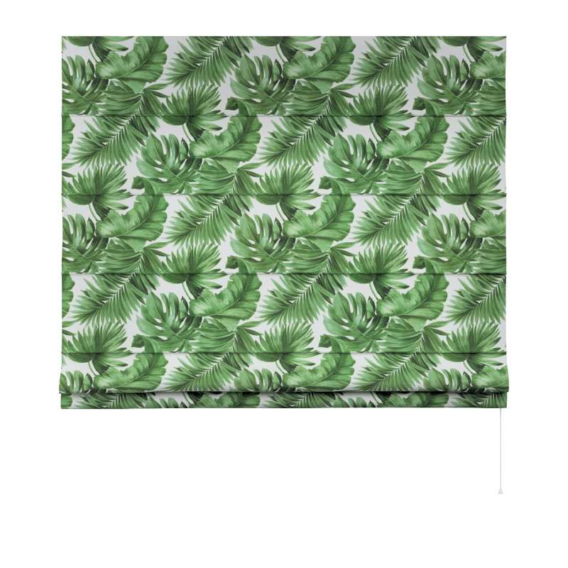 Capri roman blind in collection Tropical Island, fabric: 141-71