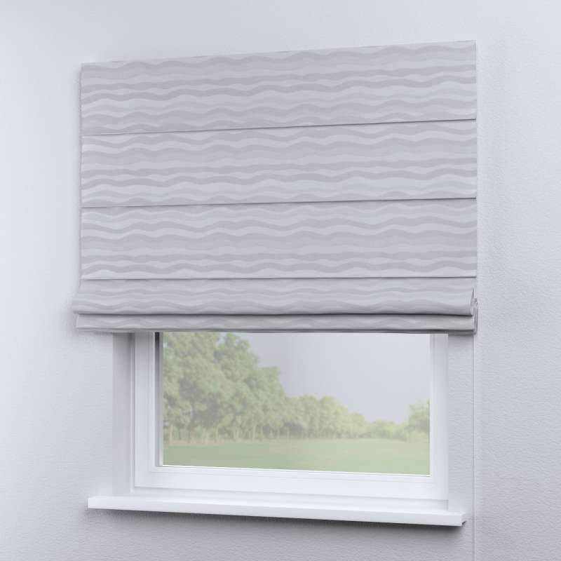 Capri roman blind in collection Damasco, fabric: 141-72