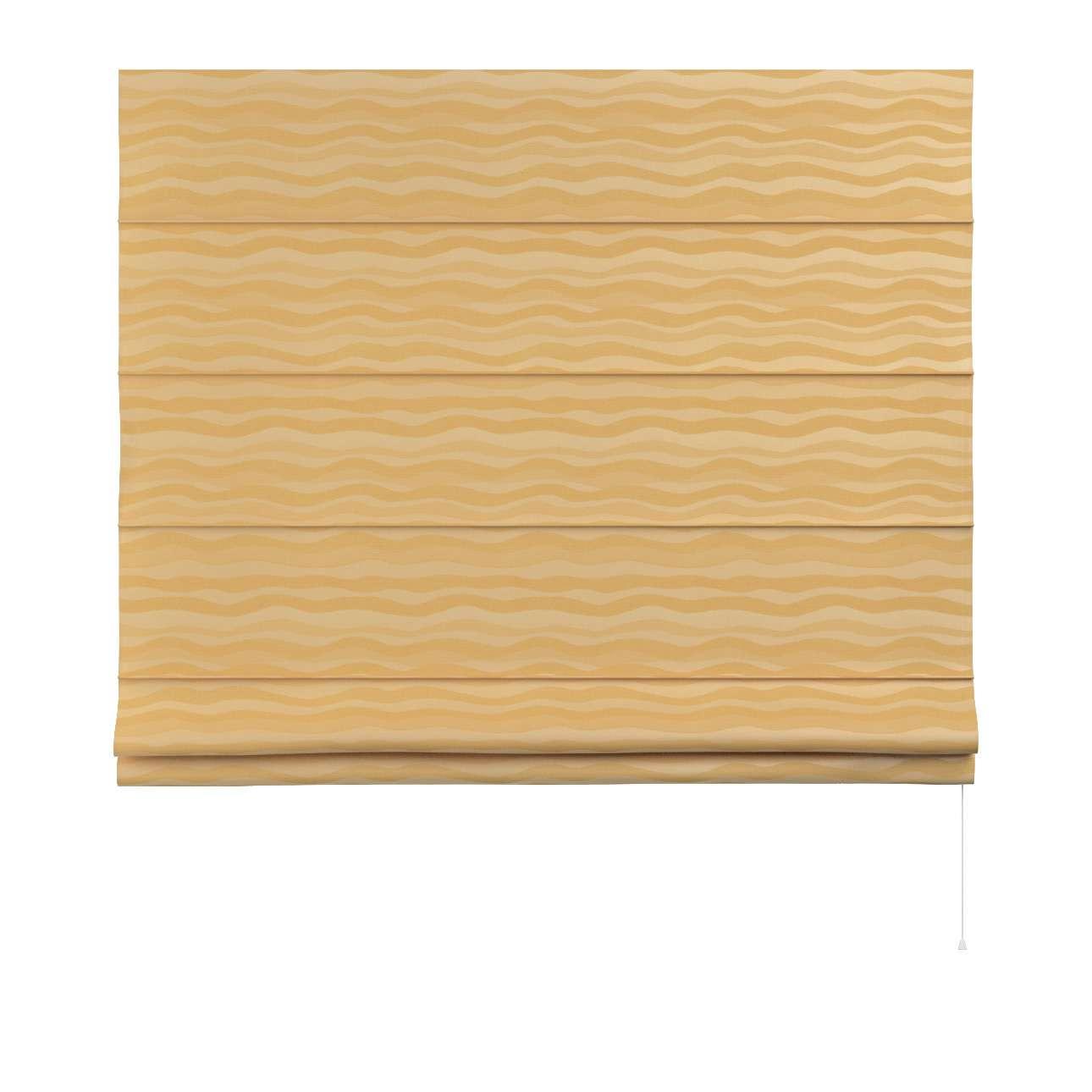 Foldegardin Capri<br/>Uden flæsekant 80 × 170 cm fra kollektionen Damasco, Stof: 141-74
