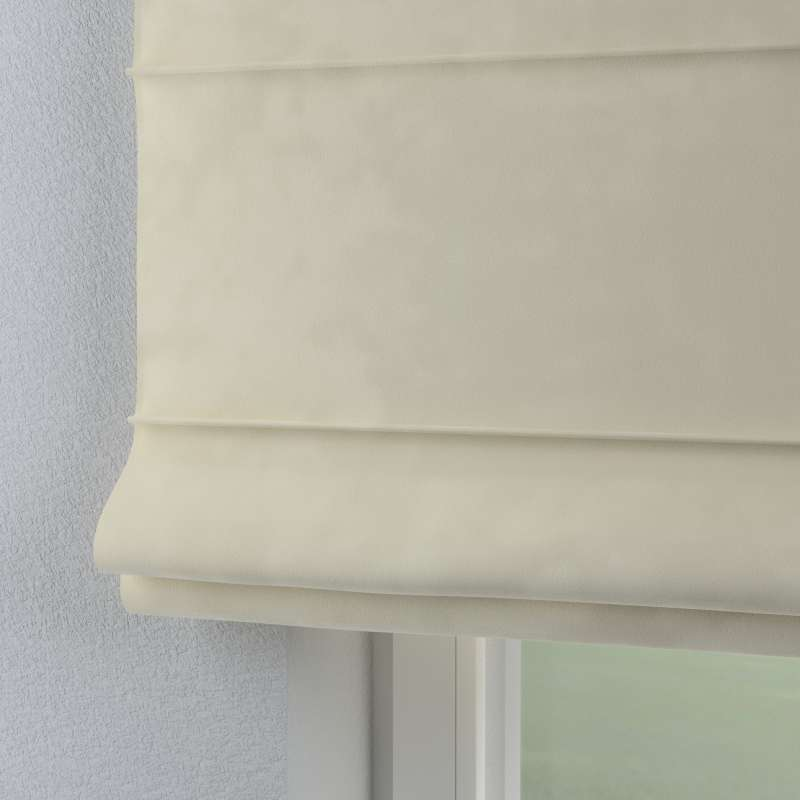 Capri roman blind in collection Velvet, fabric: 704-10