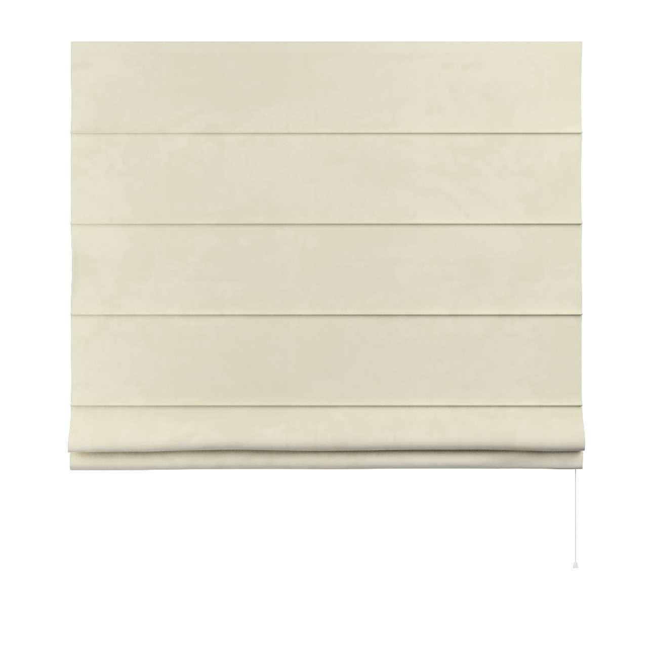 Vouwgordijn Capri van de collectie Velvet, Stof: 704-10