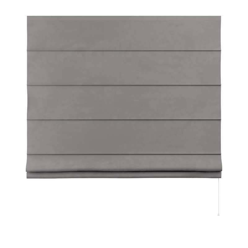 Capri roman blind in collection Velvet, fabric: 704-11