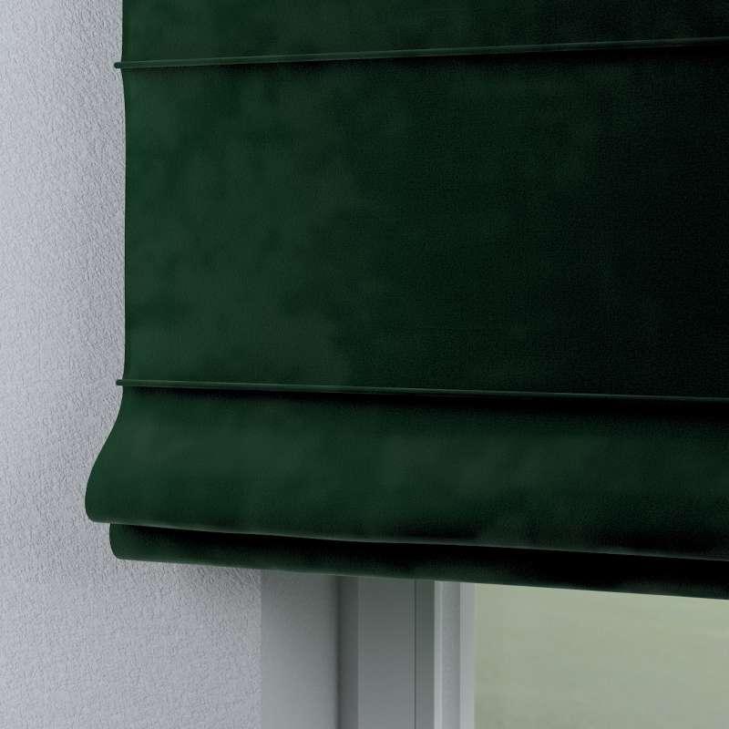 Capri roman blind in collection Velvet, fabric: 704-13