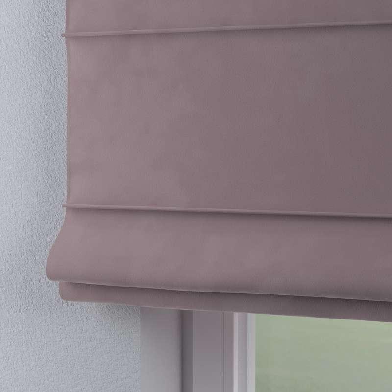 Capri roman blind in collection Velvet, fabric: 704-14
