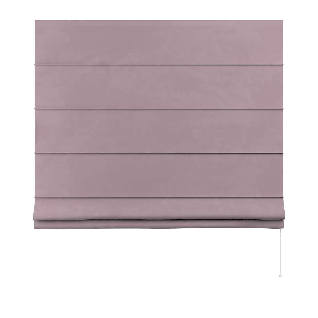Vouwgordijn Capri van de collectie Velvet, Stof: 704-14