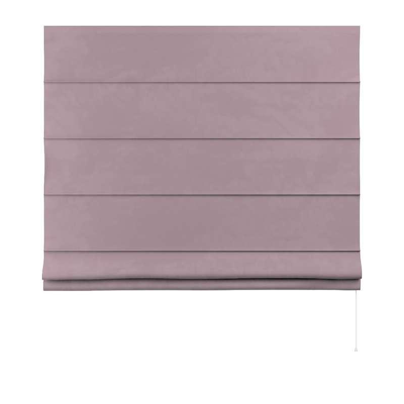 Foldegardin Capri<br/>Uden flæsekant fra kollektionen Velvet, Stof: 704-14