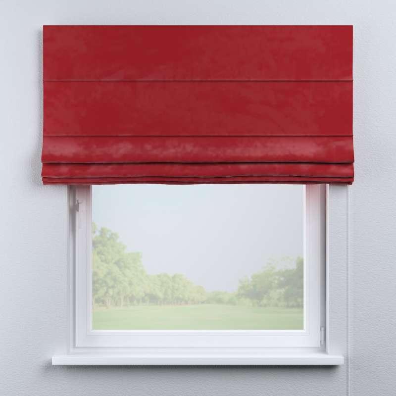 Foldegardin Capri<br/>Uden flæsekant fra kollektionen Velvet, Stof: 704-15