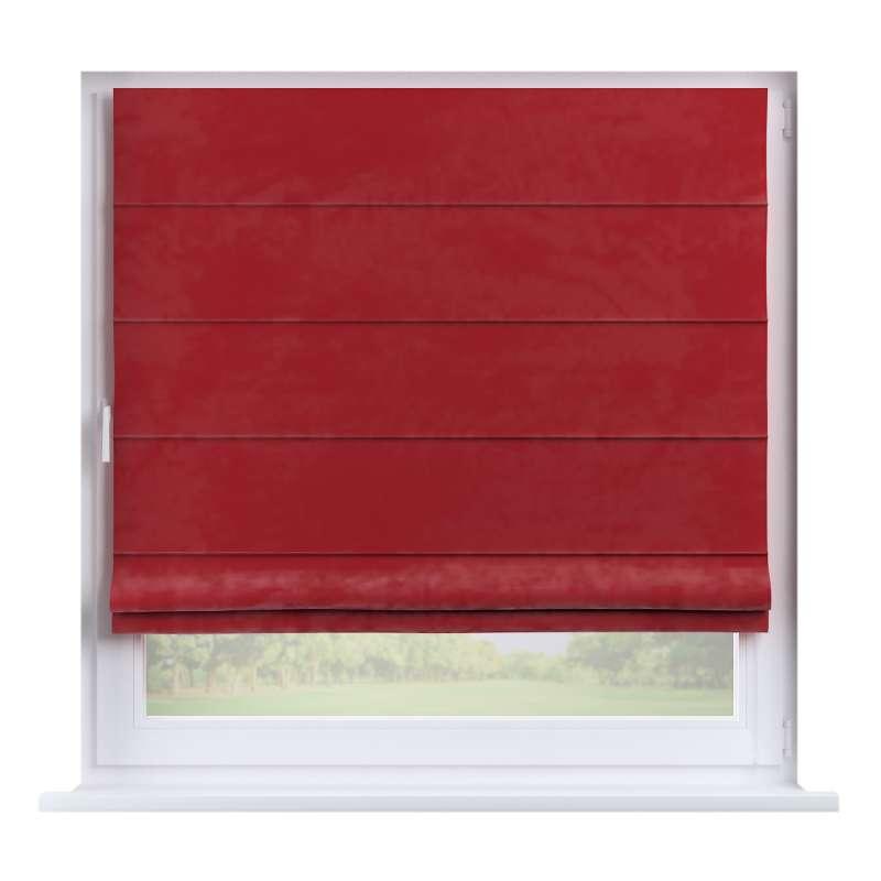 Capri roman blind in collection Velvet, fabric: 704-15