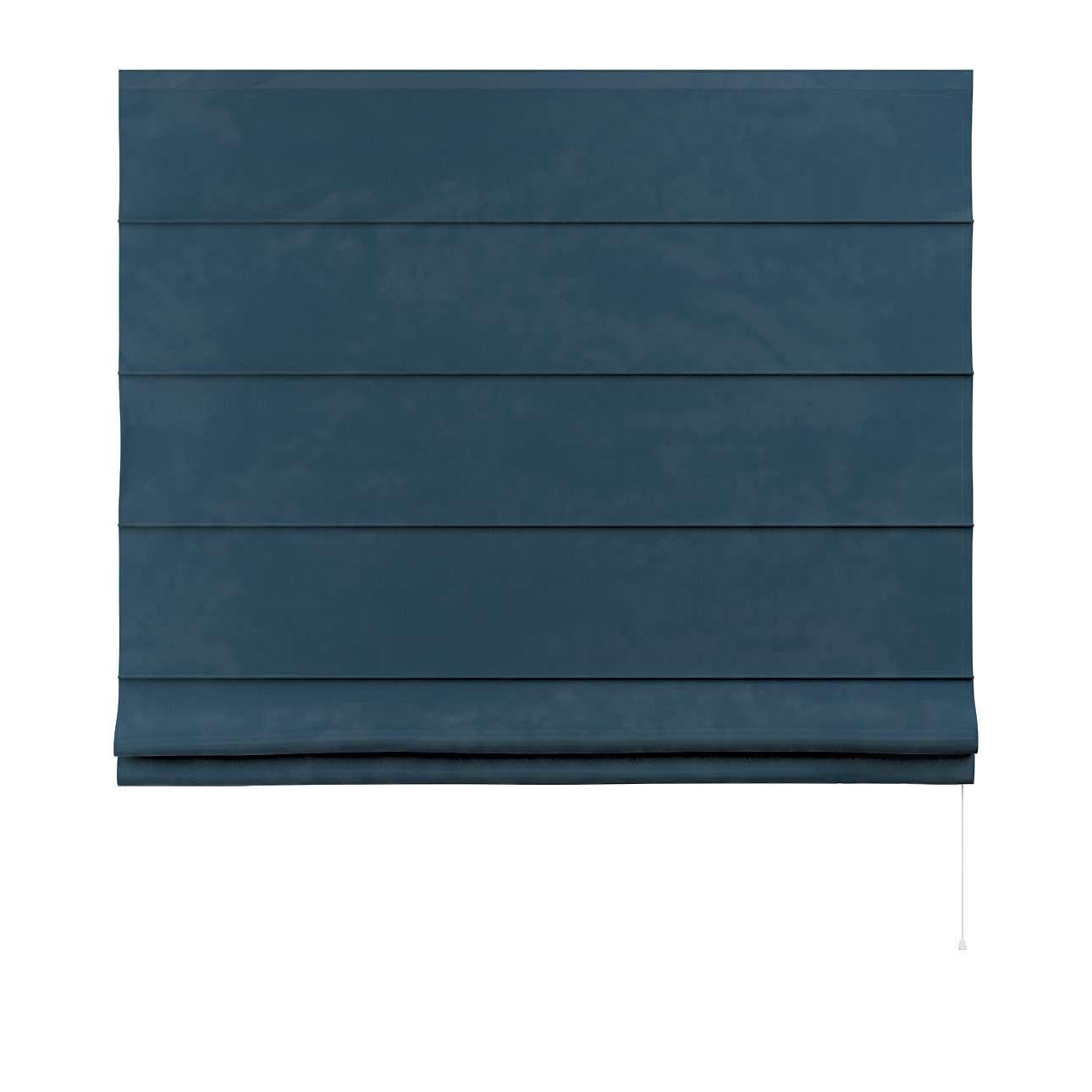 Vouwgordijn Capri van de collectie Velvet, Stof: 704-16