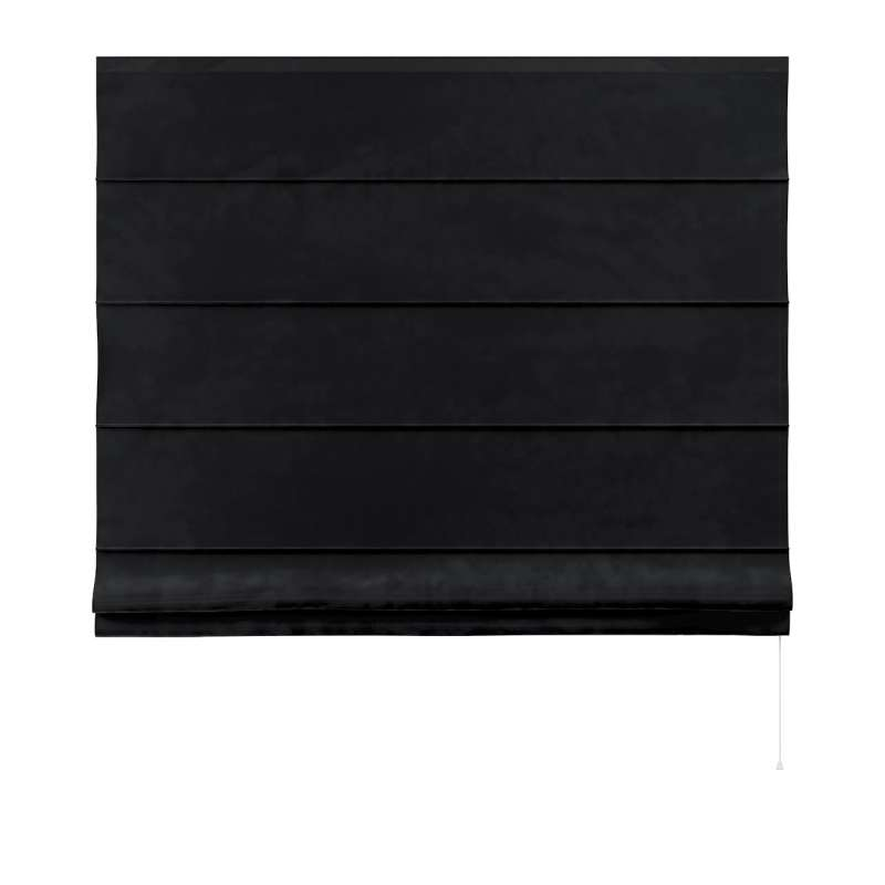 Capri roman blind in collection Velvet, fabric: 704-17