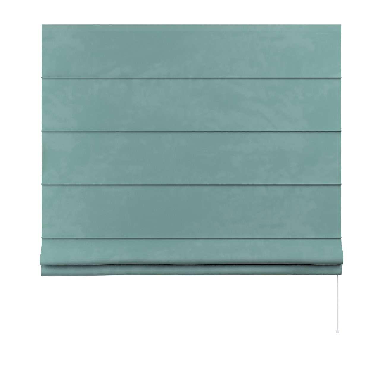 Rímska roleta Capri V kolekcii Velvet, tkanina: 704-18