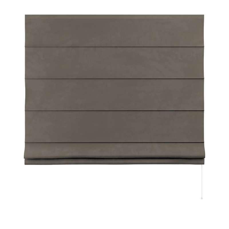 Capri roman blind in collection Velvet, fabric: 704-19