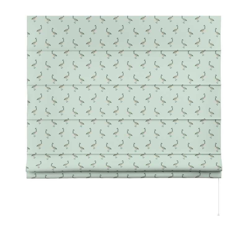 Capri roman blind in collection Flowers, fabric: 141-79