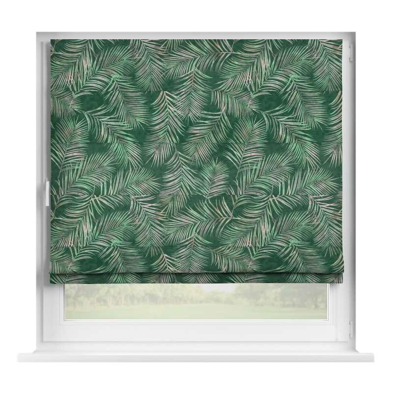 Capri roman blind in collection Velvet, fabric: 704-21
