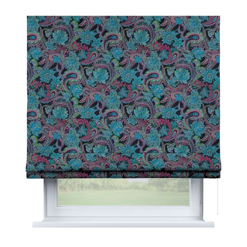 Capri roman blind in collection Velvet, fabric: 704-22