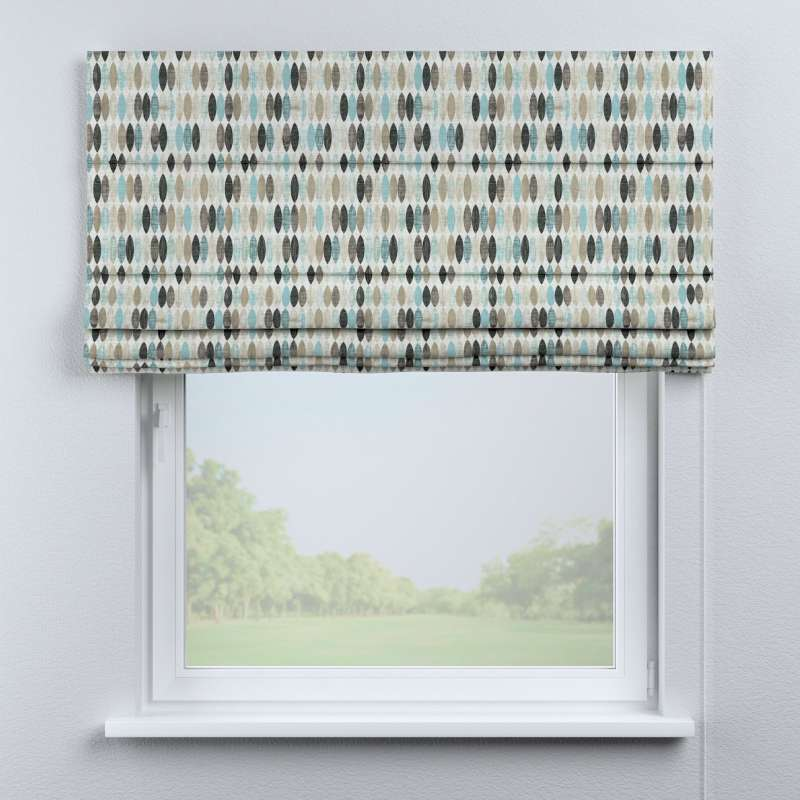 Capri roman blind in collection Modern, fabric: 141-91