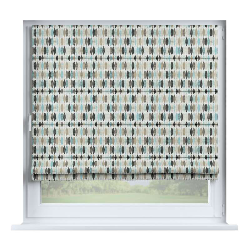 Capri roman blind in collection Modern, fabric: 141-91