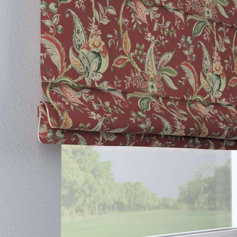 Foldegardin Capri<br/>Uden flæsekant fra kollektionen Gardenia, Stof: 142-12