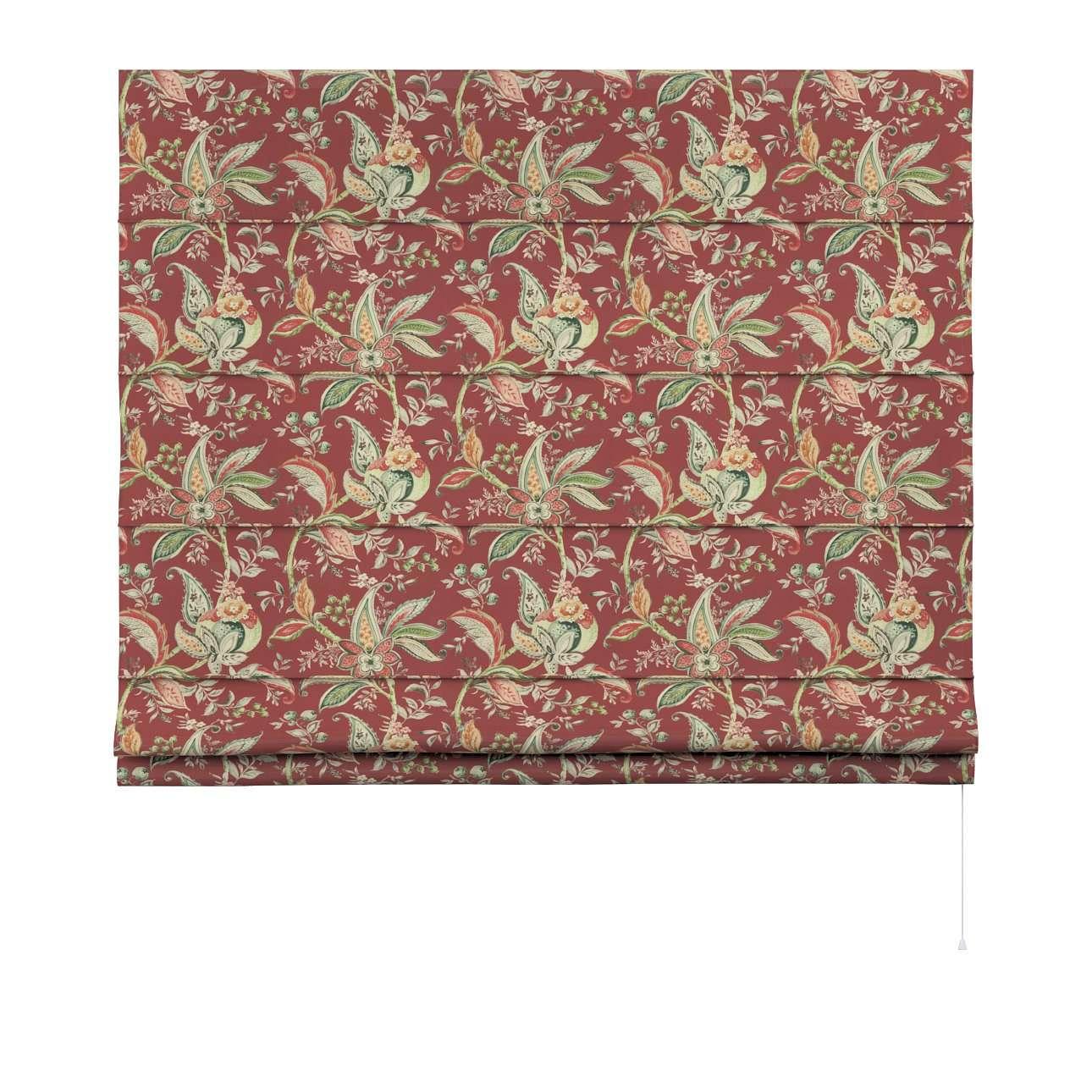 Vouwgordijn Capri van de collectie Gardenia, Stof: 142-12