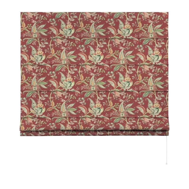 Capri roman blind in collection Gardenia, fabric: 142-12