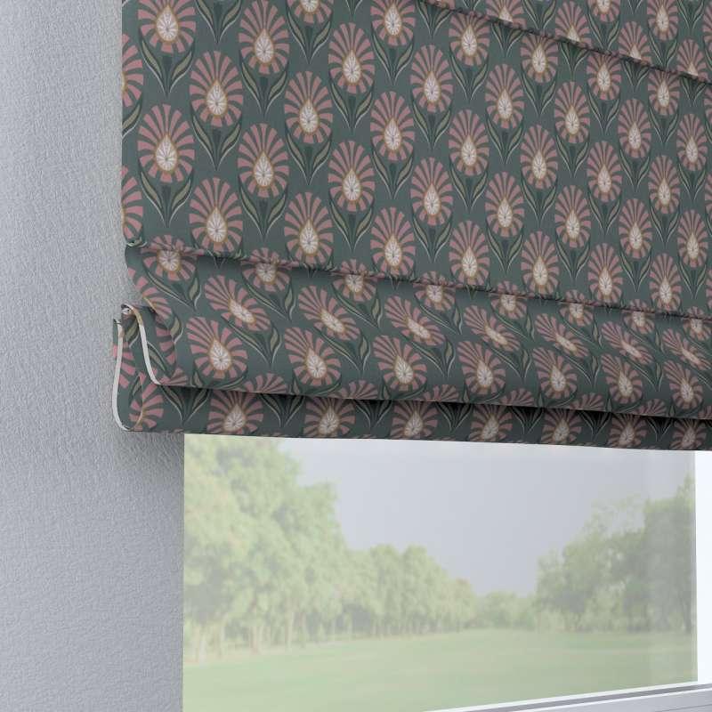 Capri roman blind in collection Gardenia, fabric: 142-17