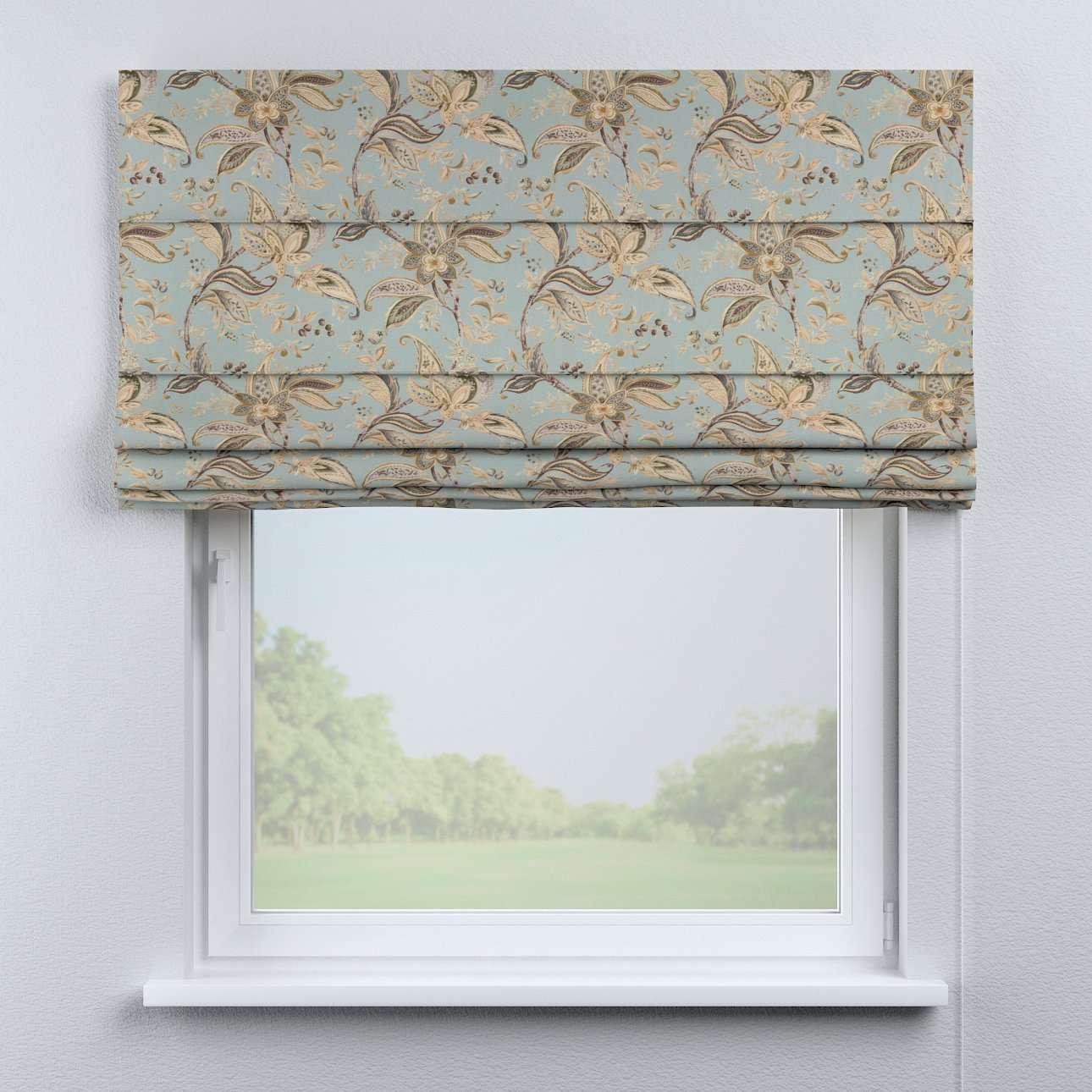 Rímska roleta Capri V kolekcii Gardenia, tkanina: 142-18
