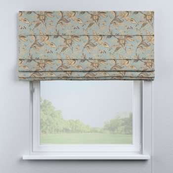 Capri roman blind in collection Gardenia, fabric: 142-18