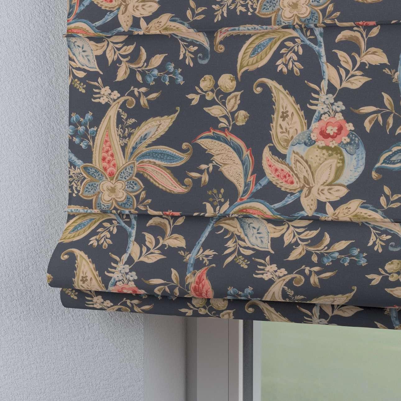 Vouwgordijn Capri van de collectie Gardenia, Stof: 142-19