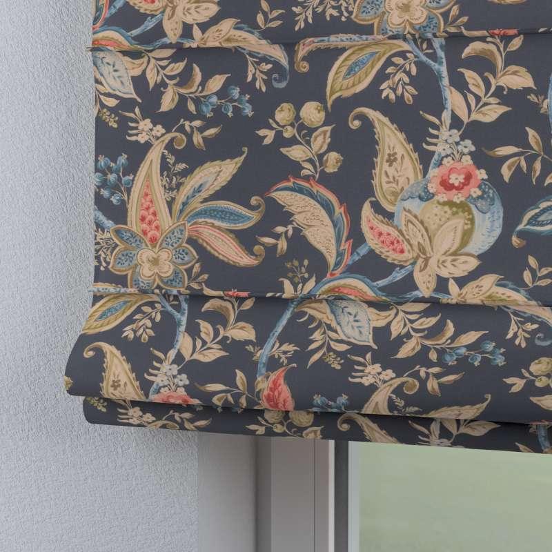 Foldegardin Capri<br/>Uden flæsekant fra kollektionen Gardenia, Stof: 142-19