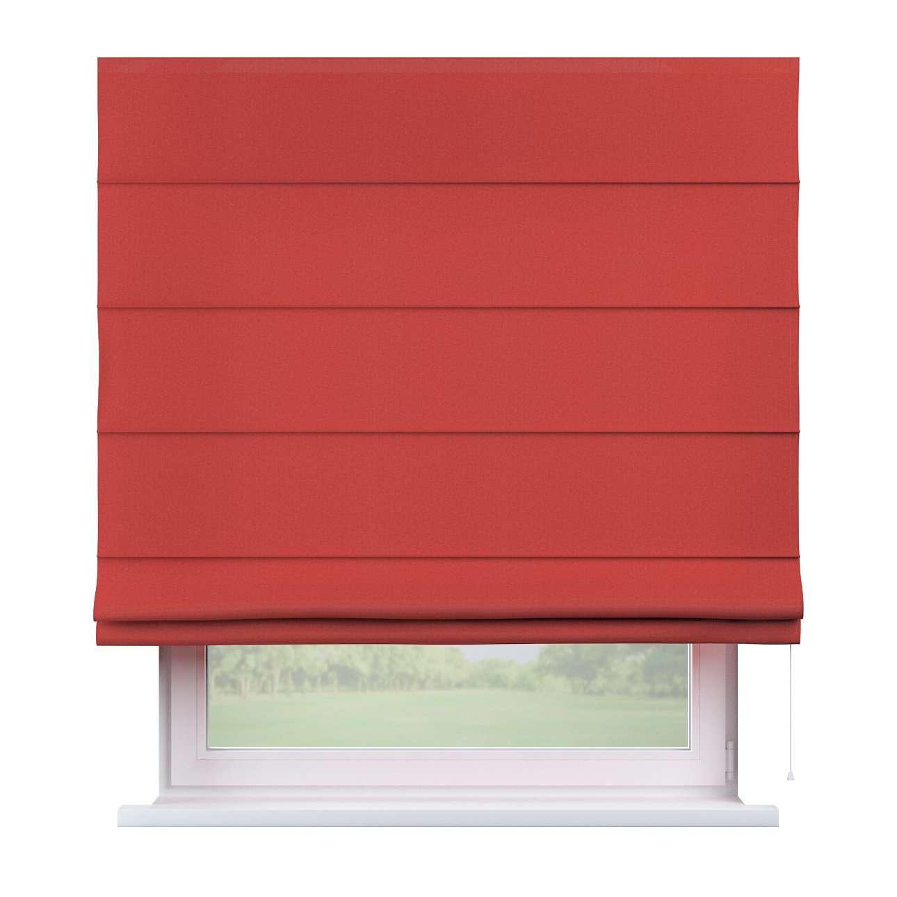 raffrollo capri rot 80 170 cm wooly gaestehausmargot. Black Bedroom Furniture Sets. Home Design Ideas