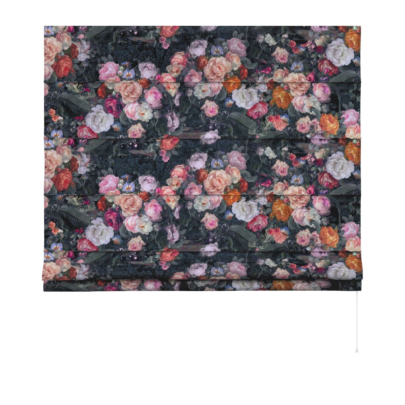 Foldegardin Capri<br/> fra kollektionen Gardenia, Stof: 161-02