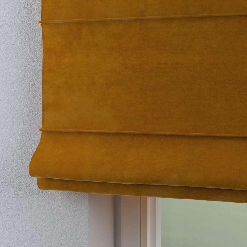 Foldegardin Capri<br/>Uden flæsekant fra kollektionen Velvet, Stof: 704-23