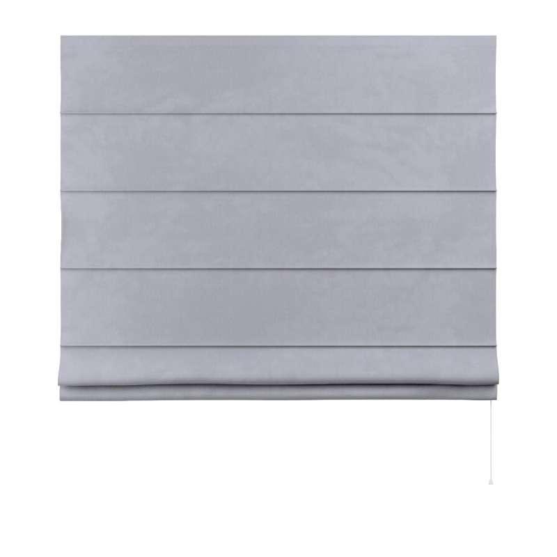 Capri roman blind in collection Velvet, fabric: 704-24