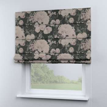 Capri roman blind in collection Linen, fabric: 142-25