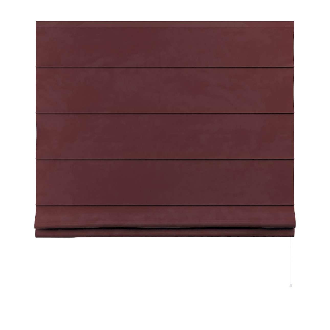 Vouwgordijn Capri van de collectie Velvet, Stof: 704-26