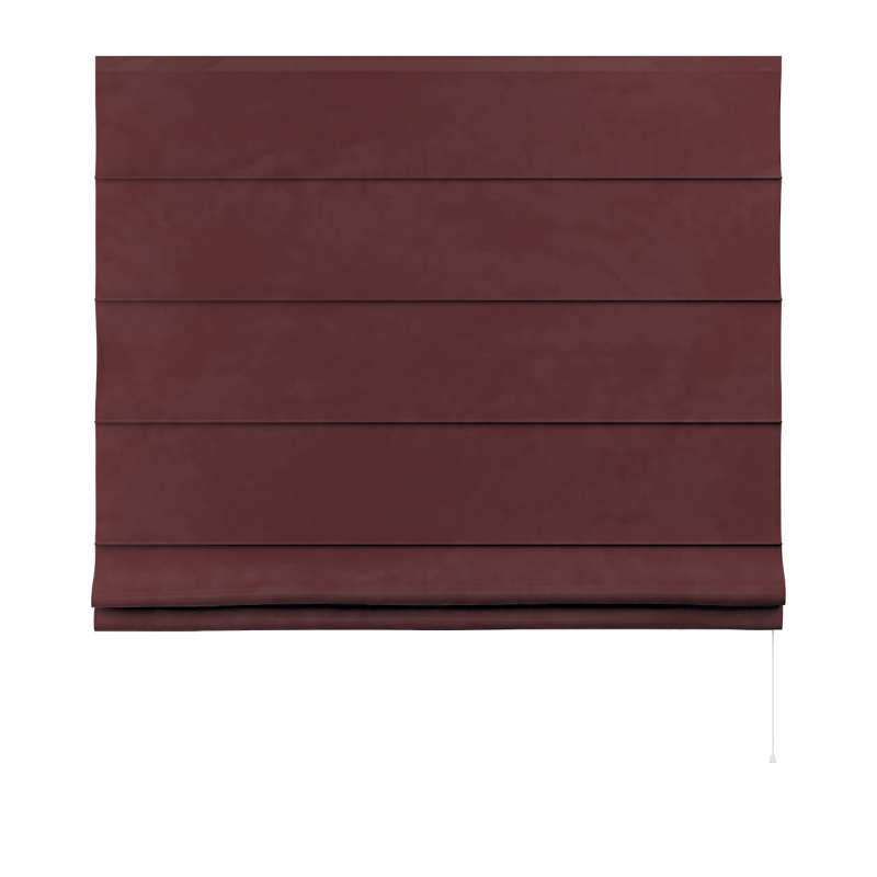 Foldegardin Capri<br/>Uden flæsekant fra kollektionen Velvet, Stof: 704-26
