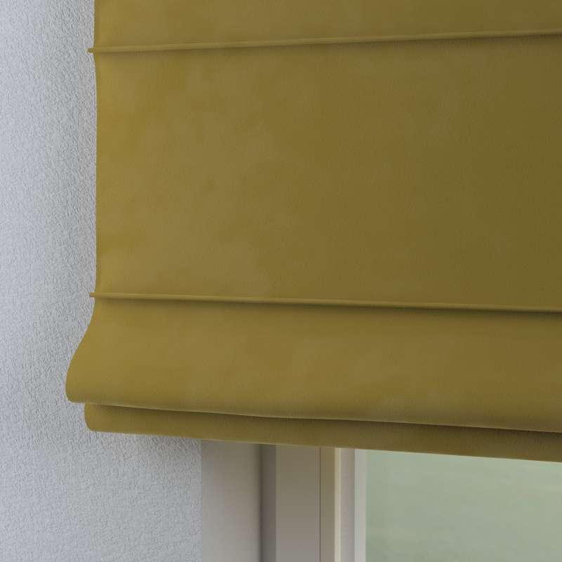 Foldegardin Capri<br/> fra kollektionen Velvet, Stof: 704-27