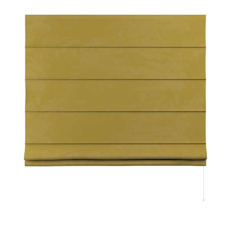 Foldegardin Capri<br/>Uden flæsekant fra kollektionen Velvet, Stof: 704-27