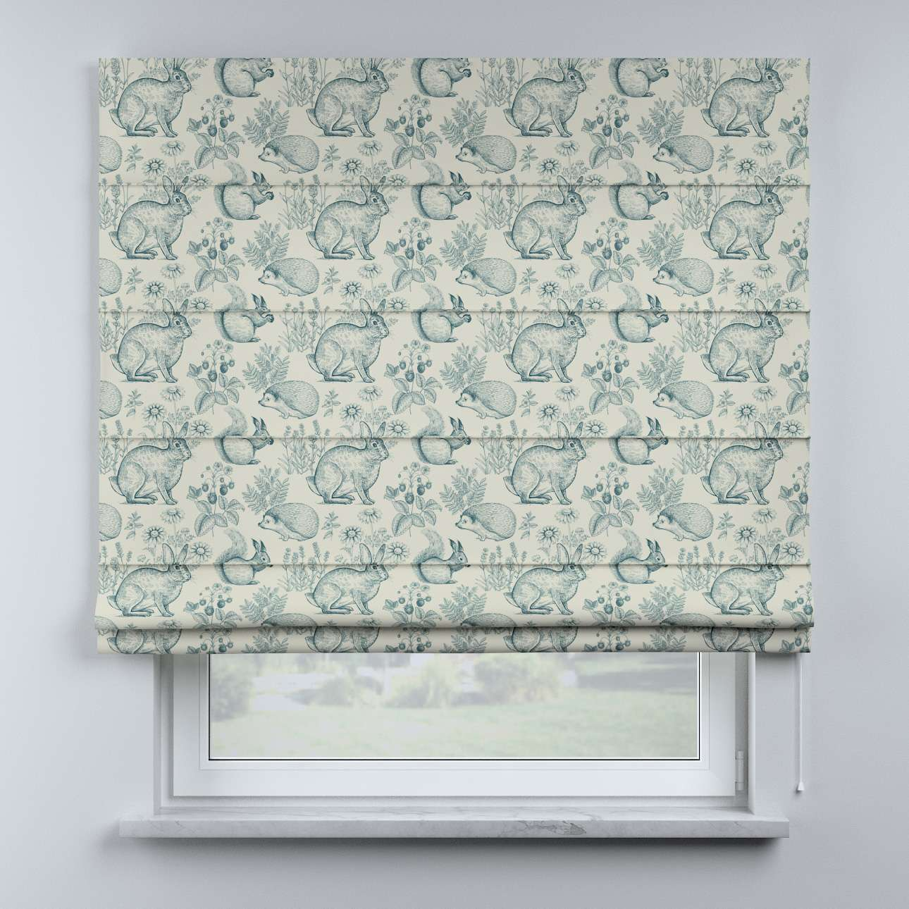 Billie roman blind in collection Magic Collection, fabric: 500-04