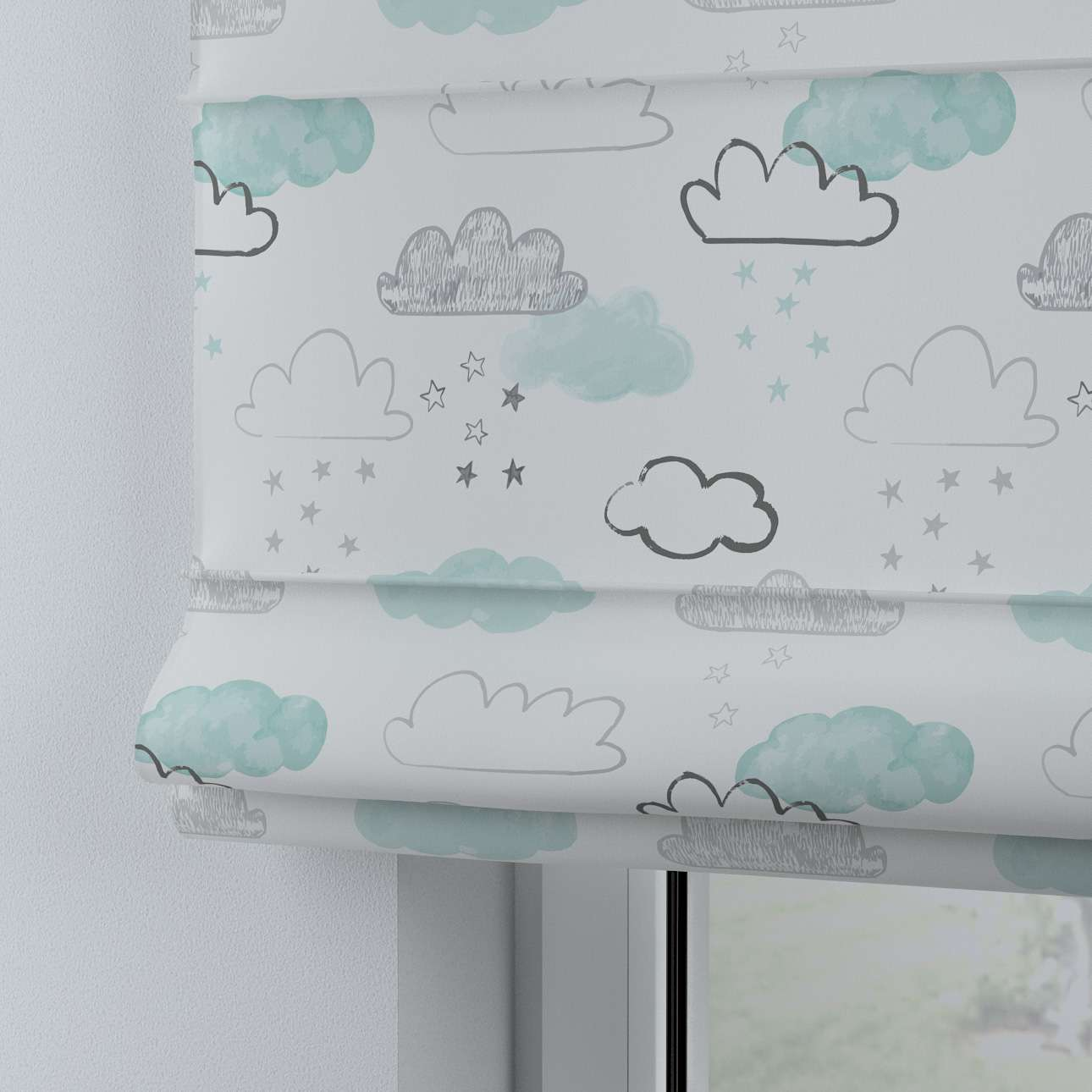 Billie roman blind in collection Magic Collection, fabric: 500-14