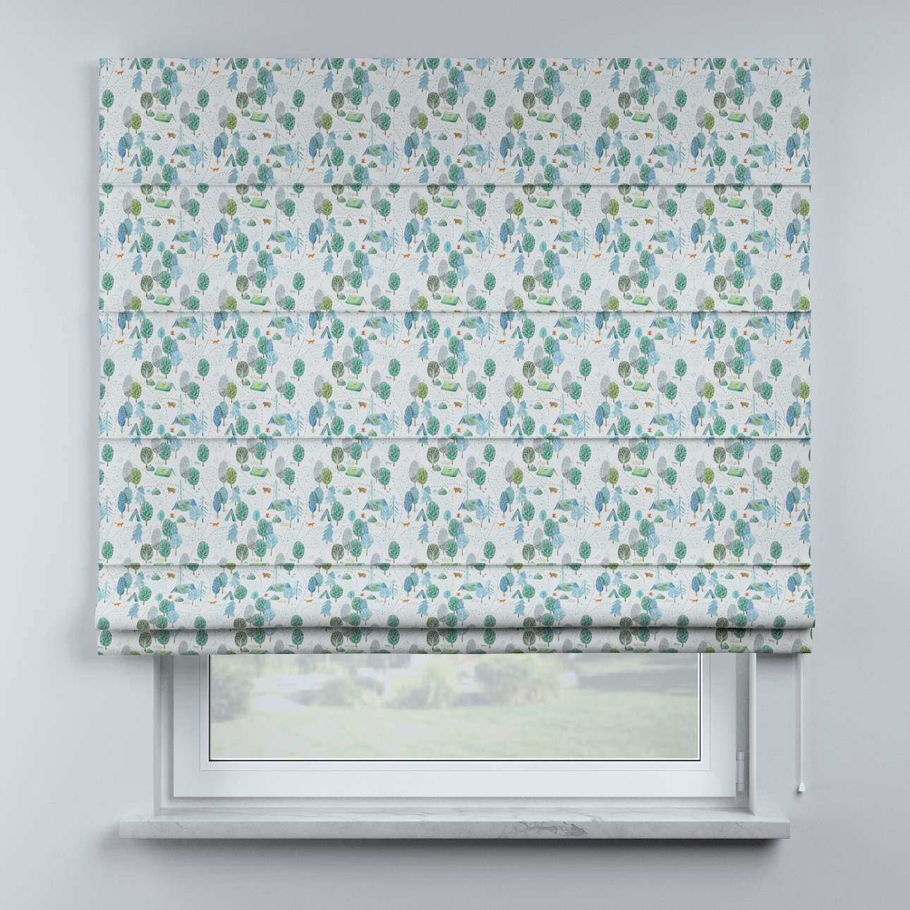Billie roman blind in collection Magic Collection, fabric: 500-21