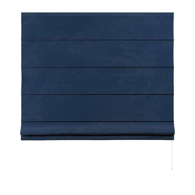 Foldegardin Capri<br/>Uden flæsekant fra kollektionen Velvet, Stof: 704-29