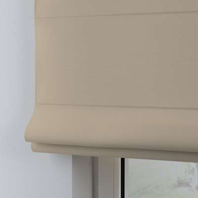 Billie roman blind 702-01 beige/cappuccino Collection Cotton Story
