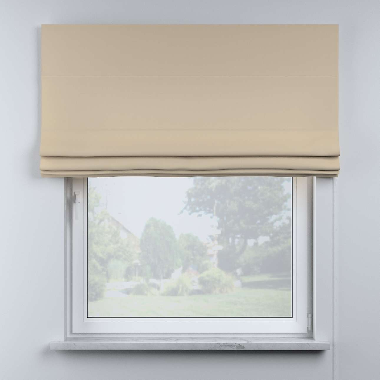 Billie roman blind in collection Cotton Story, fabric: 702-01